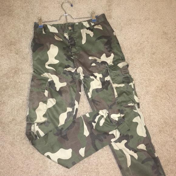 53578f13ed241 Fashion Nova Jeans | Cadet Cassandra Cargo Pants | Poshmark